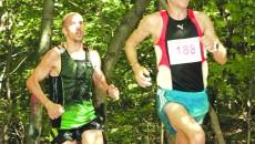 Marius Ionescu (dreapta) a spus că nu a mai avut parte de un finiș așa strâns ca la RunFEST