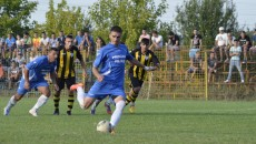 Fotescu a fost necruțător la penaltiuri în meciul cu CSU II Craiova (foto: Alexandru Vîrtosu)