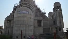 Catedrala care se construiește în cartierul Craiovița Nouă