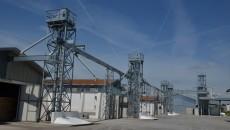 O astfel de investiție cum este silozul din imagine a fost realizată la Giurgița, prin fonduri accesate prin PNDR