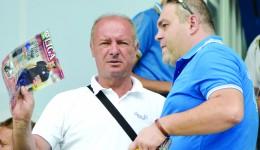 Geolgău îşi doreşte ca naţionala României să obţină victorii atât cu Finlanda, cât şi cu Feroe (Foto: Alexandru Vîrtosu)