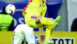 Hoban menţine speranţa calificării la CE după golul cu Finlanda (Foto: prosport.ro)