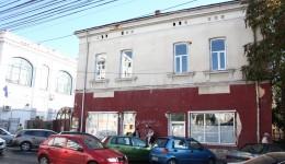 PSD - 227 de euro pentru clădirea de pe strada Mihail Kogălniceanu nr. 12 din Craiova,  monument istoric, cu o suprafaţă de 788 de metri pătraţi şi teren de 446 de metri pătraţi (Foto: Traian Mitrache)