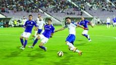 Pandurii (în alb) nu concep decât victoria cu FC Voluntari (Foto: panduriics.ro)