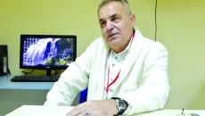 Conf. univ. dr. psihiatru George Bădescu este șeful Clinicii II de Psihiatrie (Foto: Lucian Anghel)