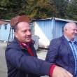 Remus Borza, alături de Ion Călinoiu, prezenţi ieri în Defileul Jiului