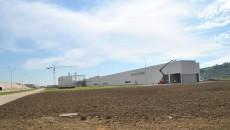 Fabrica de gips-carton este cea mai mare investiţie din Gorj, din ultimii ani