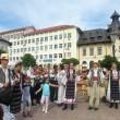 Ziua Recoltei, cum este cunoscută de toată lumea, şi-a propus să le ofere târgujienilor un complex de manifestări, în afara celor tradiţionale, din principalele pieţe şi târguri (Foto: Eugen Măruţă)