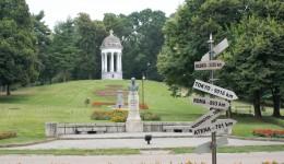 """Parcul """"Nicolae Romanescu"""" urmează să fie reabilitat contra sumei de aproximativ  10,8 milioane de euro fără TVA (Foto: Arhiva GdS)"""