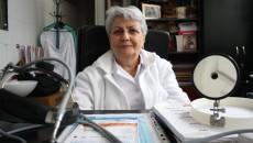Prof. univ. dr. Elena Ioniţă este șefa clinicii ORL de peste două decenii (Foto: Bogdan Grosu)