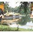 """Consilierul PNL Pavel Badea și primarul Craiovei, Olguța Vasilescu, au schimbat replici tăioase pe marginea proiectului  de modernizare a Parcului """"Romanescu"""" (Foto: GdS)"""