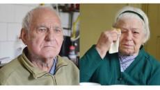 Marin şi Maria Gabroveanu au fost nevoiţi să plece din casa în care au trăit mai bine de jumătate de secol (Foto: GdS)
