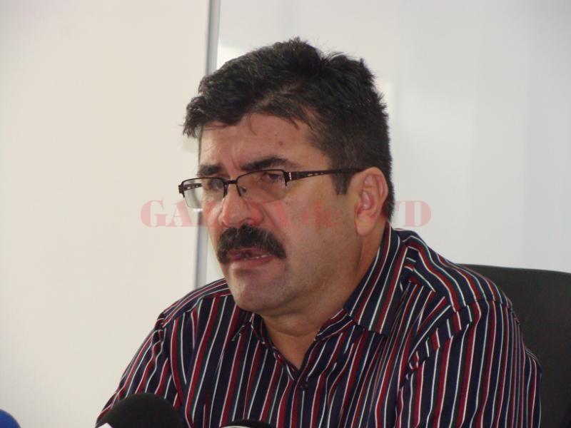Laurențiu Ciurel, managerul privat al Complexului Energetic Oltenia (CEO)