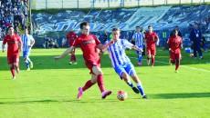 Nicuşor Bancu speră să repete evoluţia bună din meciul cu Dinamo şi în jocul cu ASA (Foto: Alexandru Vîrtosu)