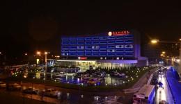 Complexul hotelier Ramada Plaza a fost finalizat