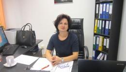 Lavinia Craioveanu a trecut cu nota 10 proba scrisă pentru funcția de inspector școlar general