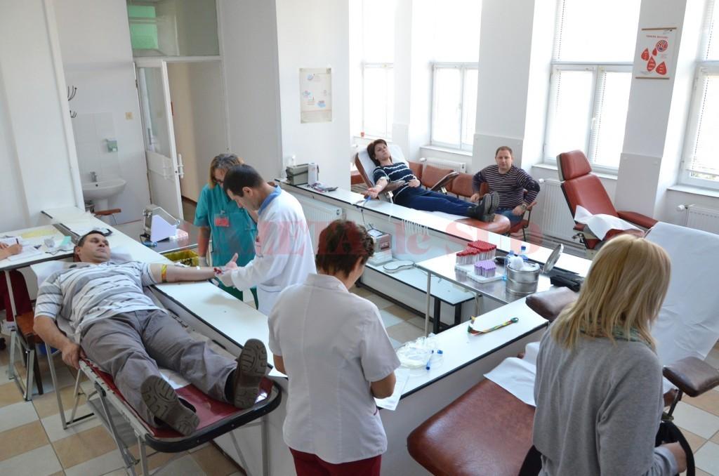 Sistemul național de transfuzie sanguină trebuie reorganizat