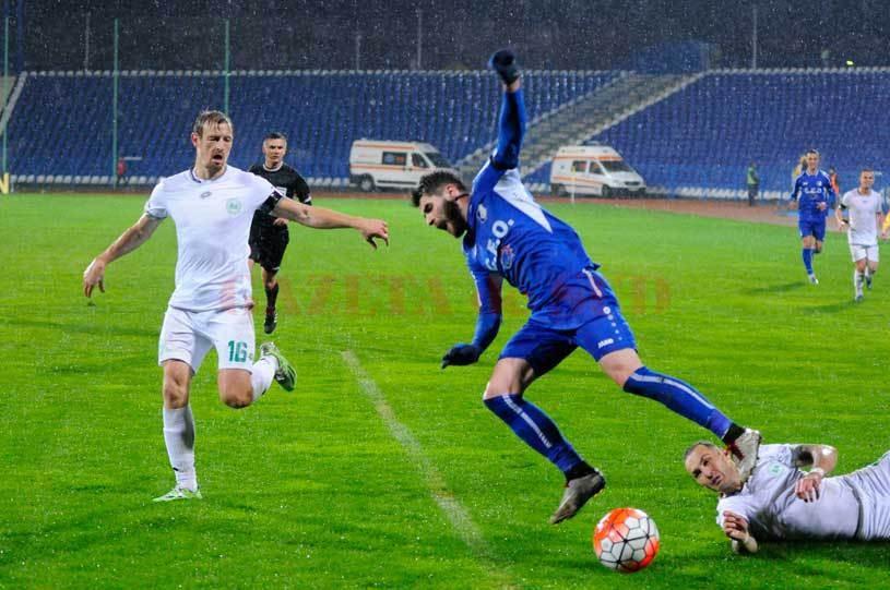 Răduţ a făcut o partidă bună contra Chiajnei (foto: prosport.ro)