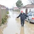 Lucrările de canalizare menajeră din satul Malu Mare sunt sistate din cauză că firma  constructoare a intrat în insolvență (Foto: Claudiu Tudor)