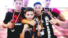 Luptătorii pregătiţi de Ionuţ Pucă au avut o evoluţie bună în gala de la Sibiu