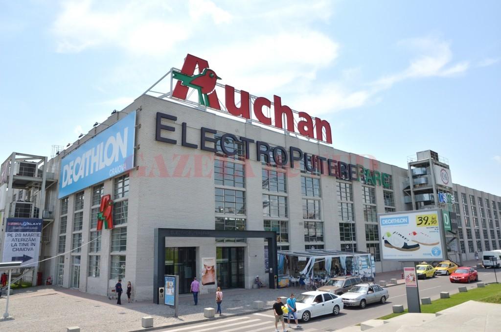 Mall-ul ElectroPutere Parc (Foto: Arhiva GdS)