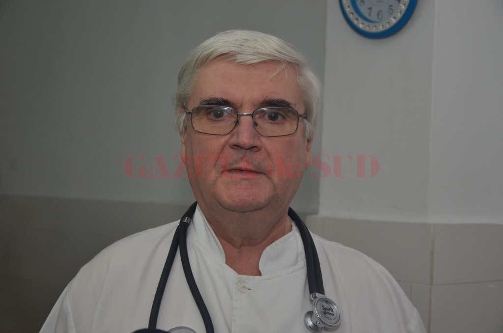Medicul Gabriel  Găman a fost condamnat definitiv la doi ani și patru luni de închisoare cu suspendare (Foto: Arhiva GdS)