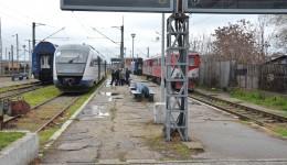 Lucrările de reparație pentru peroanele celor mai afectate linii ale Gării Craiova  au fost, în cele din urmă, scoase la licitație (Foto: Anca Ungurenuș)