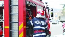 pompieri interventie