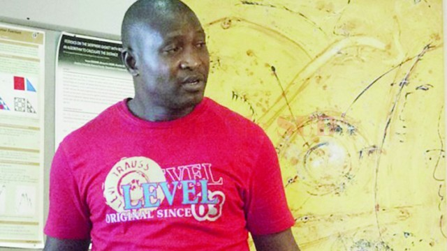 profesor nigerian