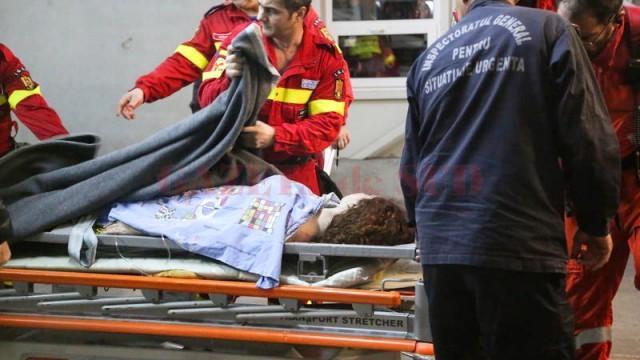 România a cerut ajutorul UE abia în a șasea zi după tragedia din Colectiv. Câteva întrebări esenţiale despre mutarea pacienţilor în alte ţări. (Foto: Mediafax.ro)