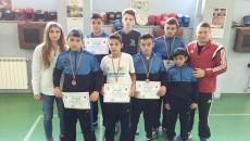Din grupa antrenorilor Dora Mustăţea şi Ion Dragomir au fost şase medaliaţi