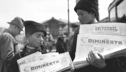Cancanurile vremurilor de altădată făceau subiectul articolelor din ziarele timpului ()