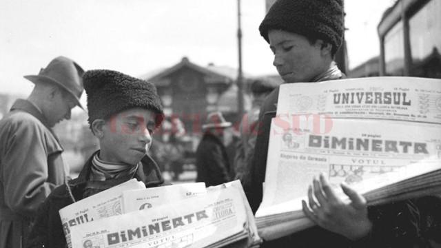 Cancanurile vremurilor de altădată făceau subiectul articolelor din ziarele timpului (Foto: cotidianul.ro)