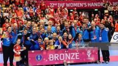 Româncele au cucerit medalia de bronz la Campionatul Mondial