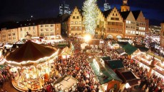 Piaţa de Crăciun de la Viena