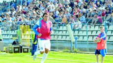 Mădălin Ciucă îşi doreşte ca Iaşiul să învingă Craiova şi să joace în play-off (Foto: Alexandru Vîrtosu)