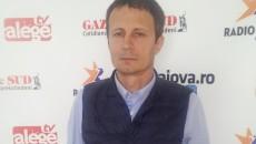 """Directorul Professional Consulting, Radu Buziernescu, a explicat la emisiunea """"Economia Sudului"""" de la Alege Tv, care sunt cele mai importante modificări ale Codului Fiscal care intervin de anul viitor (FOTO: Ramona Olaru)"""