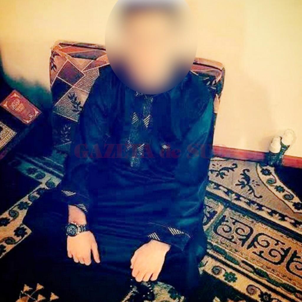 elev terorist