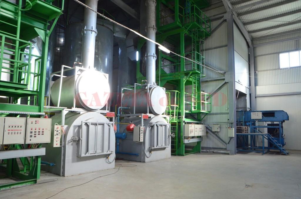 incinerator deseuri Sopot