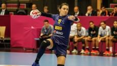 Cristina Neagu a marcat 15 goluri în meciul cu Danemarca