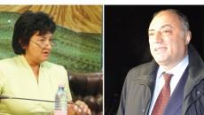 Judecătorii au hotărât că poate începe judecarea dosarului în care fostul primar Antonie Solomon și secretara Nicoleta Miulescu sunt acuzați de comiterea infracțiunii de abuz în serviciu (Foto: Arhiva GdS)