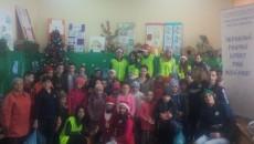 Stundenţii şi voluntarii au promovat mişcarea în rândul copiilor