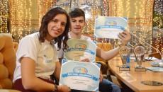 """Cei mai buni voluntari au fost recunoscuţi la Gala """"Eşti tare, voluntare!"""" (FOTO: Bogdan Grosu)"""