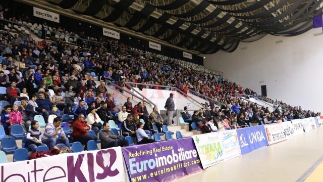 Peste 3.000 de craioveni au asistat la meci