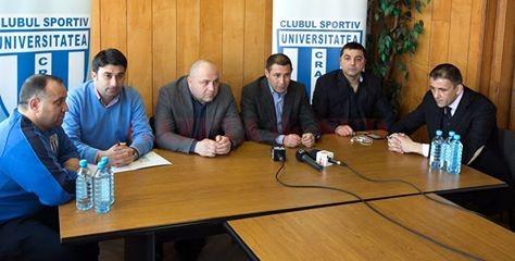 Marius Cimpoeru (stânga), Cătălin Brândușoiu, Răzvan Pârcălabu, Pavel Badea, Alin Grigore și Cosmin Cernat au vorbit despre competiția din weekend