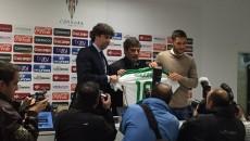Florin Andone (dreapta) continuă la Cordoba (foto: digisport.ro)
