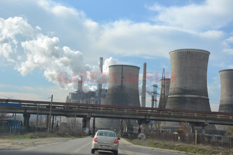 Complexul Energetic Oltenia are 11 grupuri energetice în funcţiune