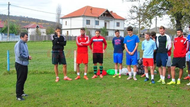 Ciurea speră să alinieze un lot competitiv în retur (foto: fcpodari.ro)