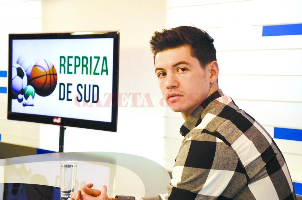 Ovidiu Dănănae speră să treacă rapid peste experienţa de la CSU şi să revină în fotbal cu forţe proaspete (Foto: Alexandru Vîrtosu)