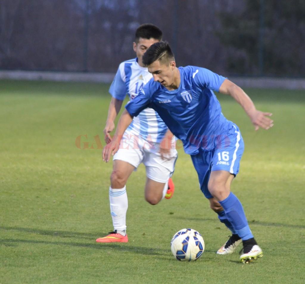 Andrei Ivan are toate șansele să evolueze în Primera Division (foto: Alexandru Vîrtosu)